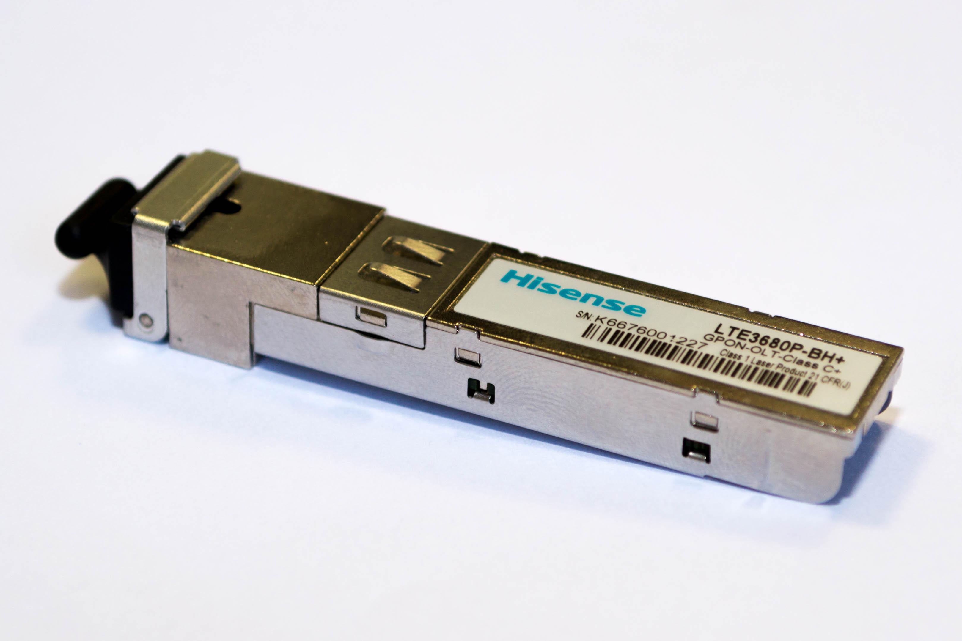 GPON OLT-LTE3680P-BH+ SFP