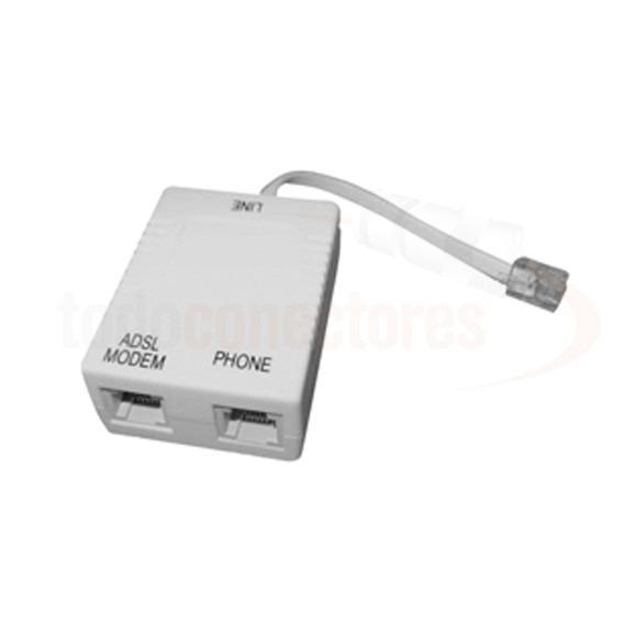 Microfiltro para ADSL - Doble